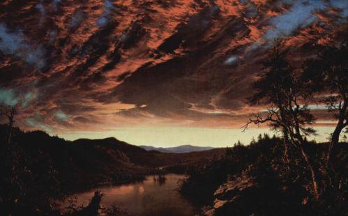 Dawn in the Wilderness