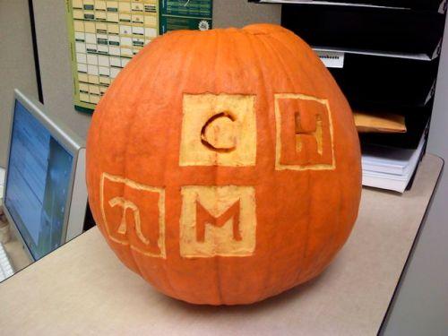 CHNM pumpkin