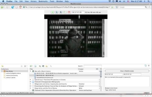 Vertov Screenshot
